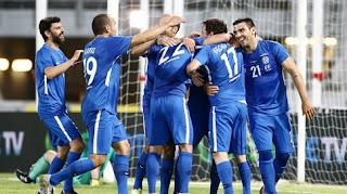 Αυτή η Εθνική δεν χάνει ΠΟΤΕ - Εθνική 2004 - Ισπανία legends 5-3