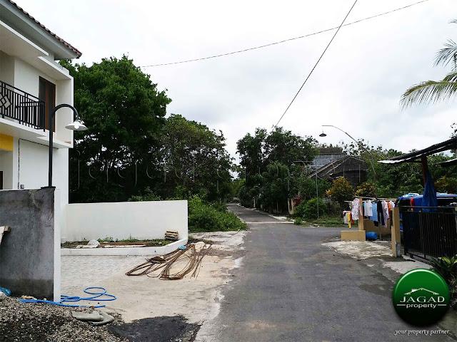 Rumah dekat Kampus UII jalan Kaliurang Km 13