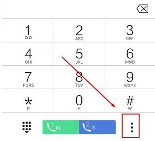 Fitur telepon dan kontak