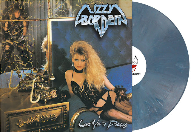 "Ο δίσκος των Lizzy Borden ""Love You to Pieces"""