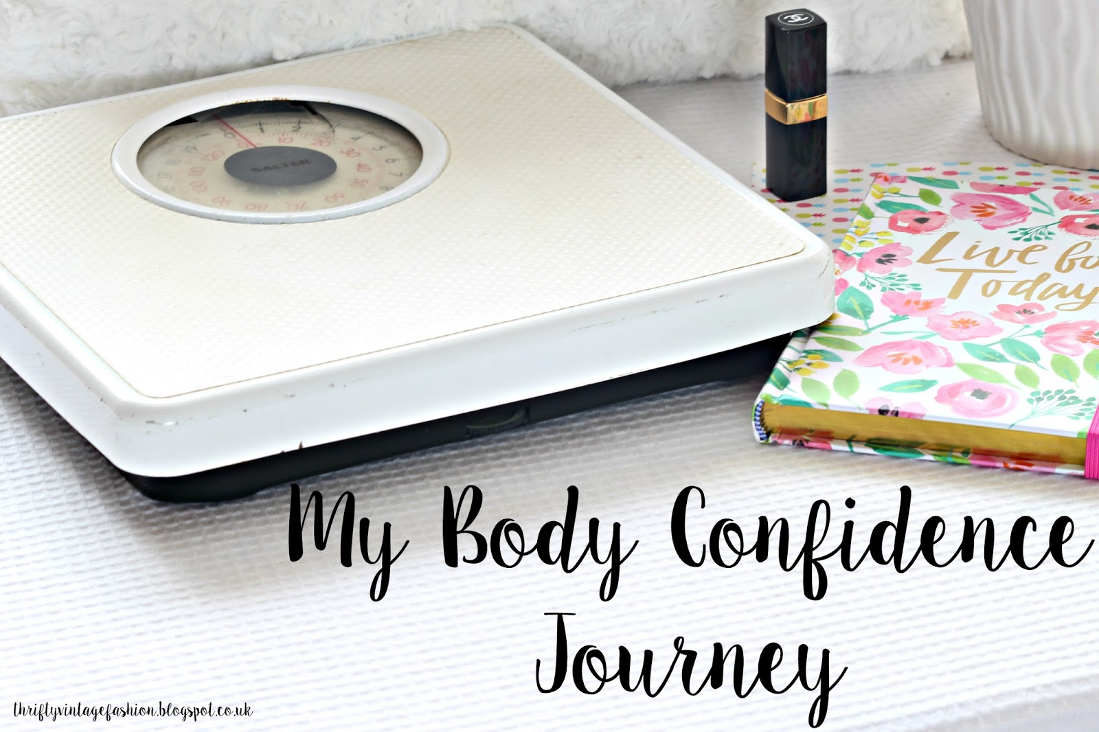 My Body Confidence Journey eating disorders mental health support help