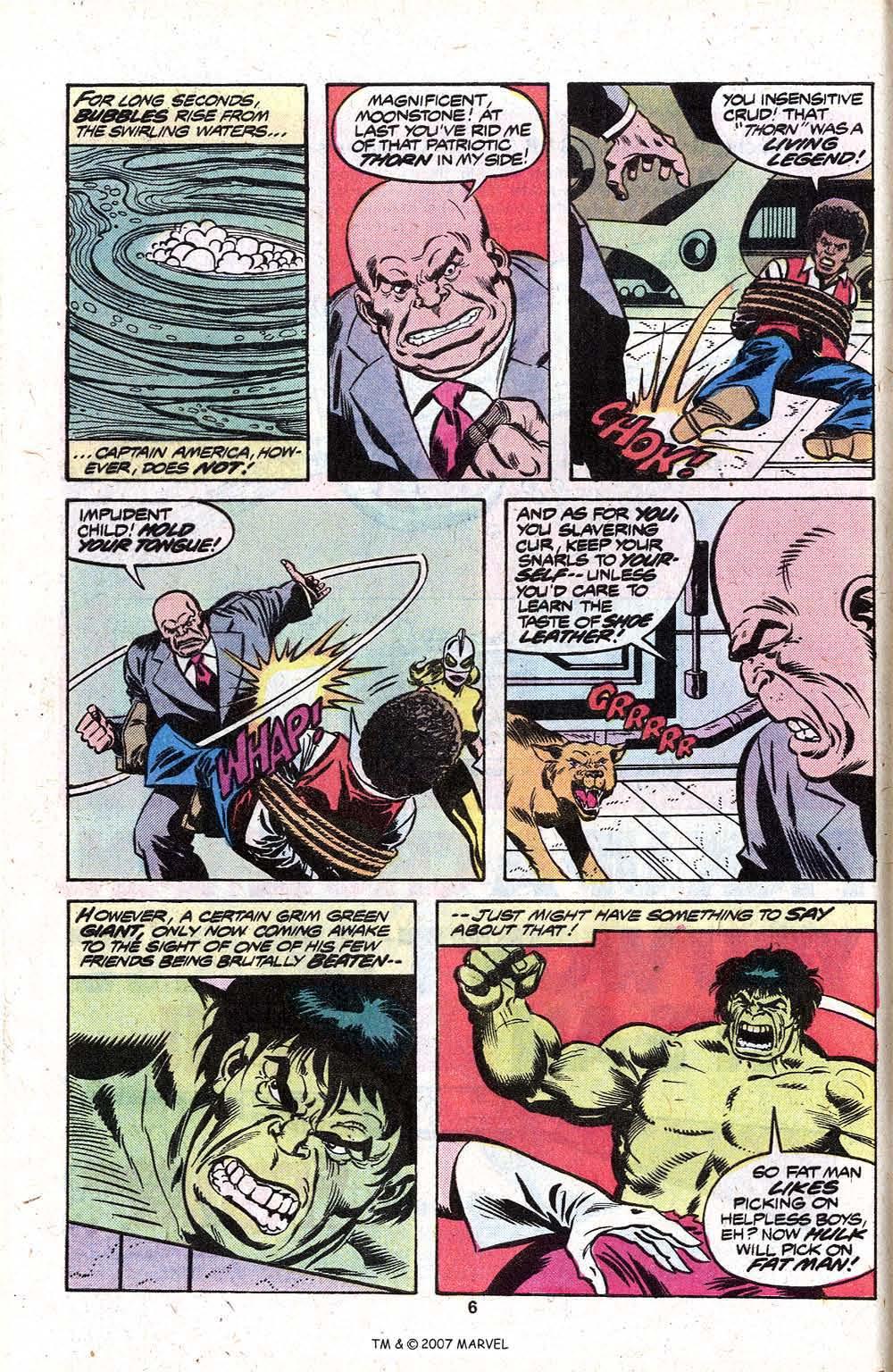 Captain America (1968) Issue #230b #145 - English 8