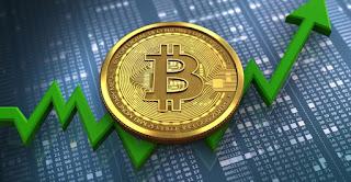 Bitcoin sobe 20% após compra misteriosa e atinge maior valor em 5 meses