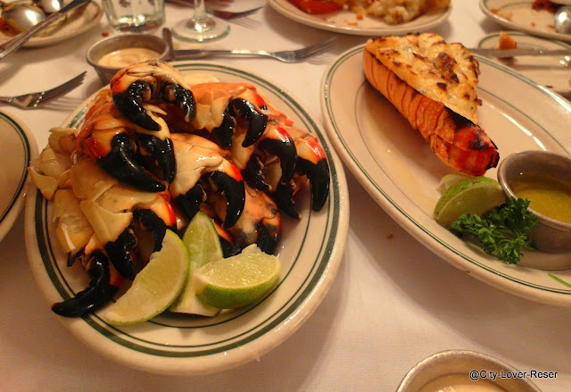 Joe´s Stone Crab- Miami South Beach