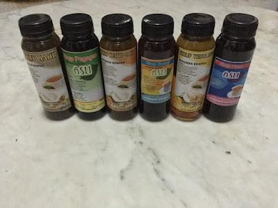 Syrup Jamu ASLI Exported from Solo to Austria (Macam Macam Jamu)