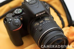 Nikon D5500 Firmware Updated Version to 1.02