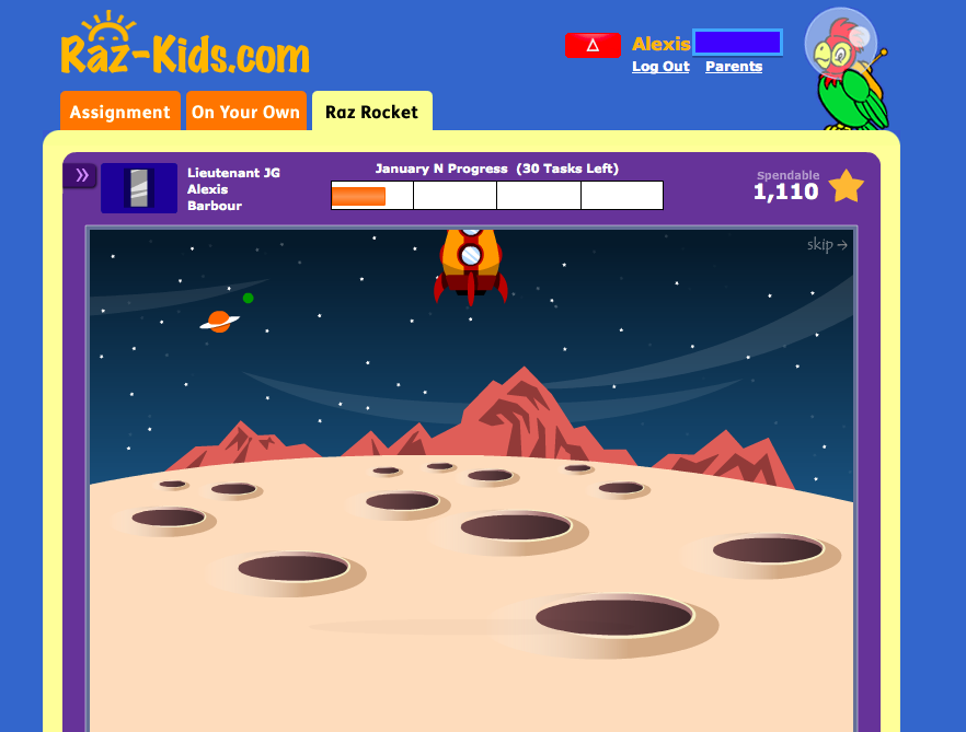 Hts Summer Learning Blog Learning A Z And Raz Kids