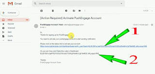How To Add Web Push Notification In Blogger