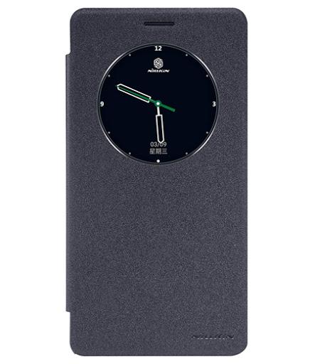 Flip Leather Case Nillkin - Xiaomi Mi Max 100% Original