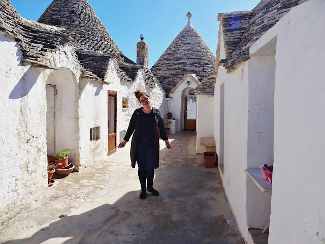 Apulia, Włochy: Alberobello czyli poczuj się jak w bajce