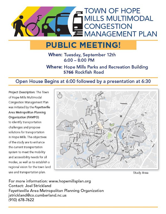 Public Meeting #1 - Please plan to attend