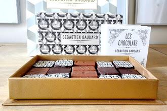 Coup de Coeur : Collection Gancini, les créations chocolatées de Sébastien Gaudard célèbrent le nouveau monogramme de la maison Salvatore Ferragamo