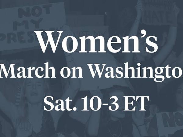 Women's March -Democracy Now! Broadcasts-General Info-Local Activities