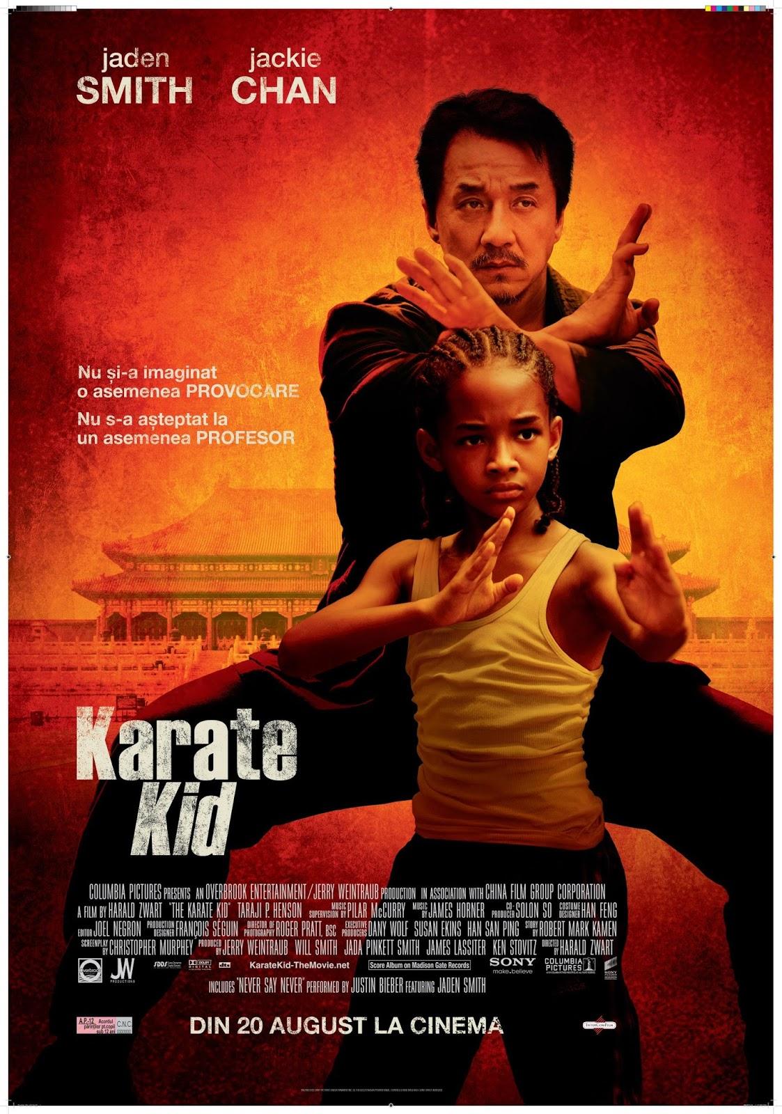 The karate kid 2010