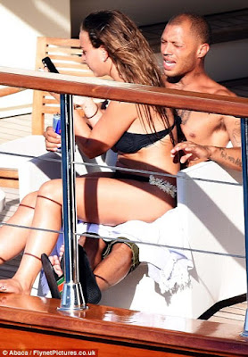 1a - Hot Felon, Jeremy Meeks leaves wife for Top Shop billionaire heiress Chloe Green