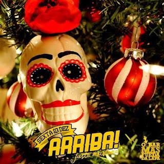 Festa Arriba invade o La Esquina em clima de Natal