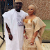 Photogist: Seyi Law Dedicates First Child After 5Years Of Marriage