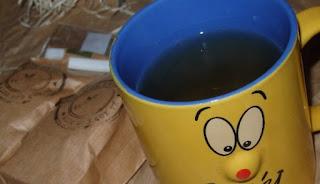 té verde con mango