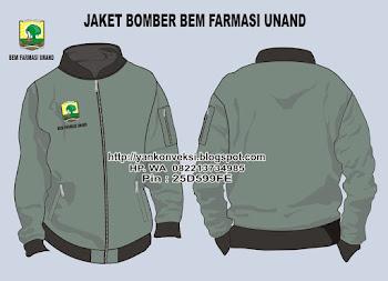 JAKET BOMBER Pesanan BEM Unand