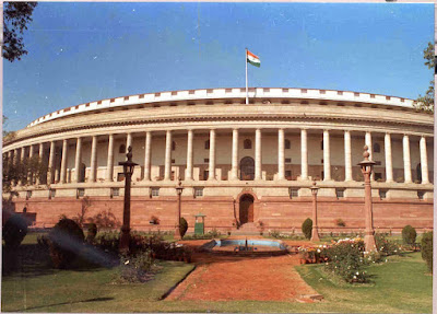 Indian Parliament Sansad