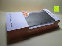 Verpackung: kwmobile Universal Notebook Ladegerät Netzteil 90W und USB Anschluss, Adapter für Acer, Asus, Lenovo, Liteon, Samsung, Sony, Toshiba und weiteren