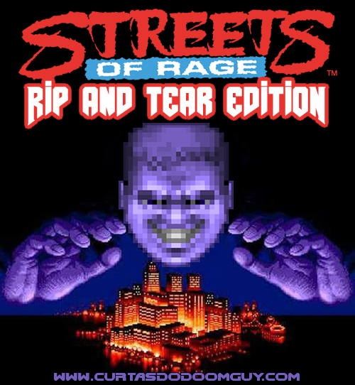 Streets of Rage: Rip and Tear Edition
