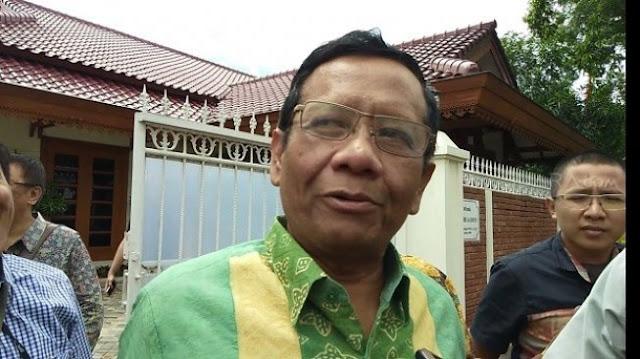 Mahfud MD Ungkap Ada 1 Syarat Prabowo - Sandiaga Bisa Langsung Menang