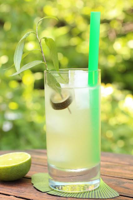cocktail rau ram vietnam coriandre