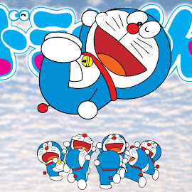 Kumpulan Wallpaper Keren Tema Doraemon Hd Terbaru 2016 Gambar Kartun