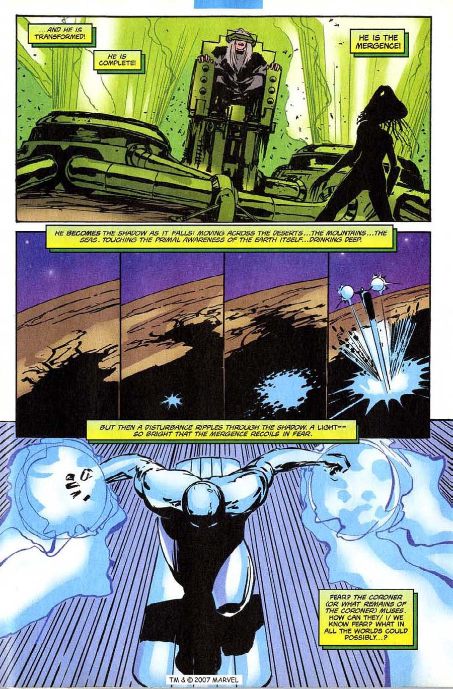Read online Silver Surfer (1987) comic -  Issue #142 - 33