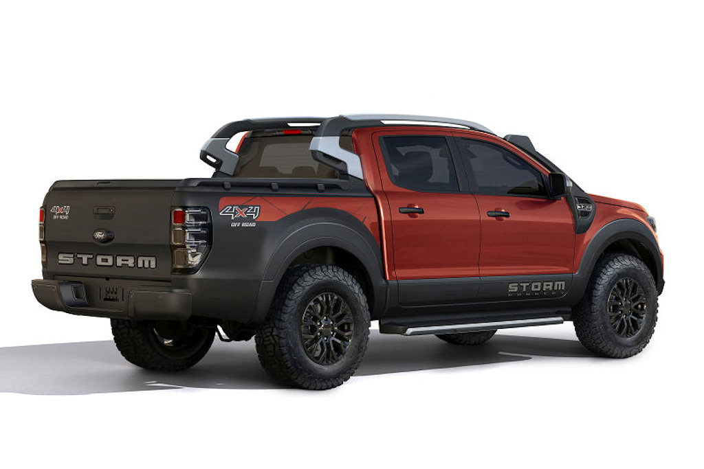 Ford Takes On Storm Name For South American Ranger Concept Carguide Ph Philippine Car News Car Reviews Car Prices