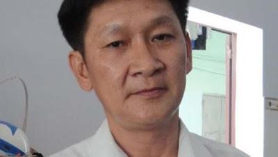 Trương Minh Đức chuyển trại giam
