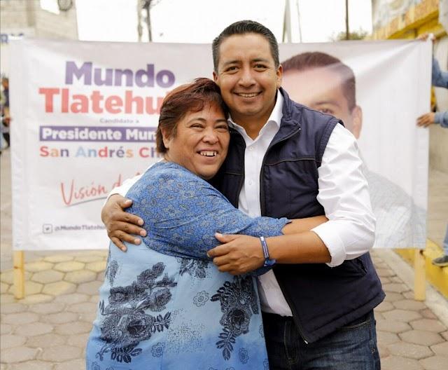 Tlatehui recorre Lázaro Cárdenas