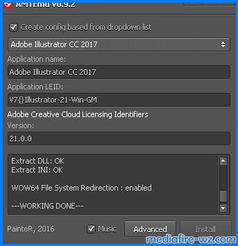 Adobe Creative Cloud 2017 crack