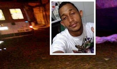 Noticias de Brumado : Jovem é morto a tiros na praça João Romão