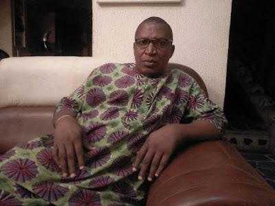 Chief Modestus Umenzekwe