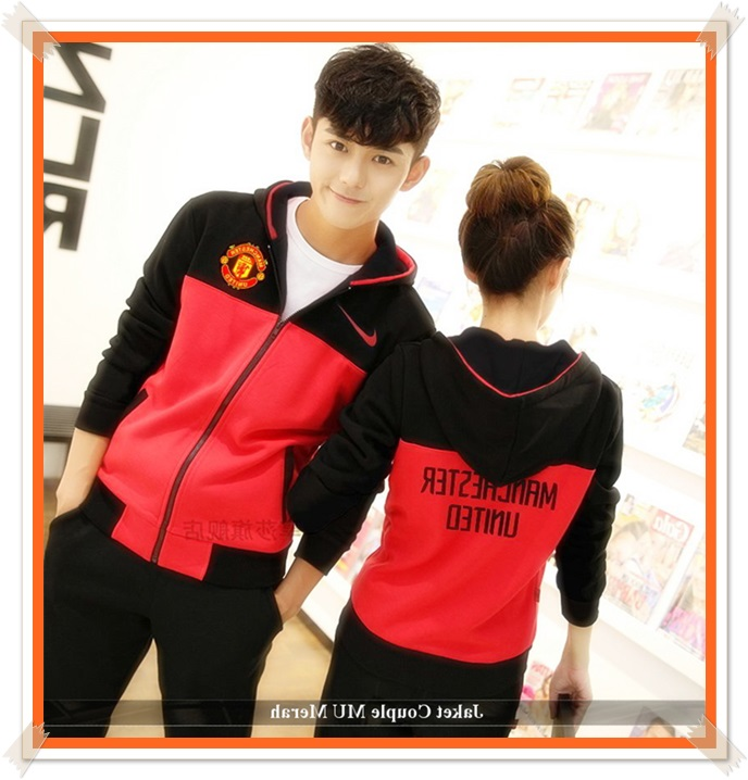 jaket couple bola