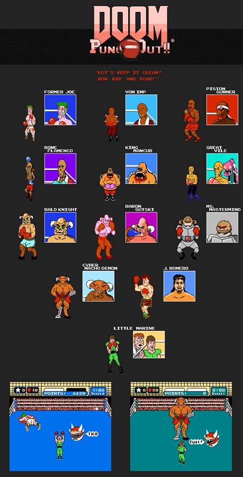Doom Punch-Out!!