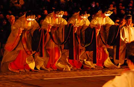 Gochinza-kinen-sai (Shrine Foundation Day), Kamakura, Kanagawa