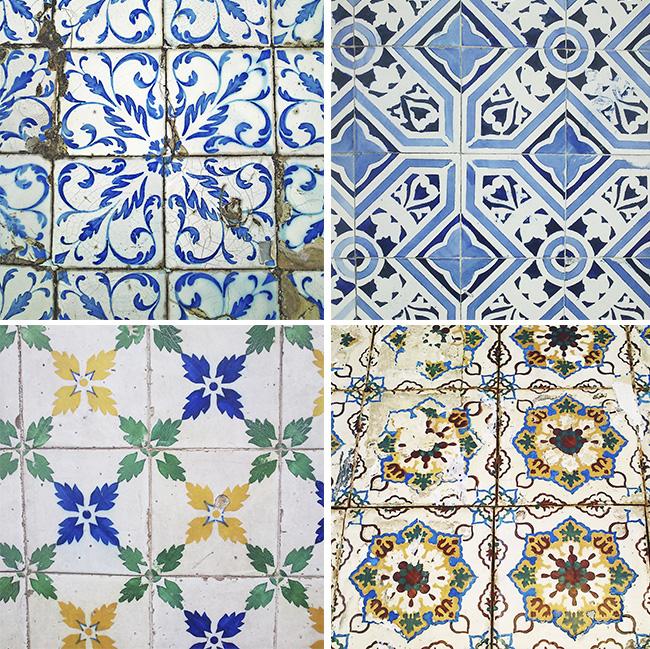 Namedida curiosidades de portugal azulejos portugueses for Azulejos de portugal
