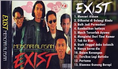 Kumpulan Lagu Exist Malaysia