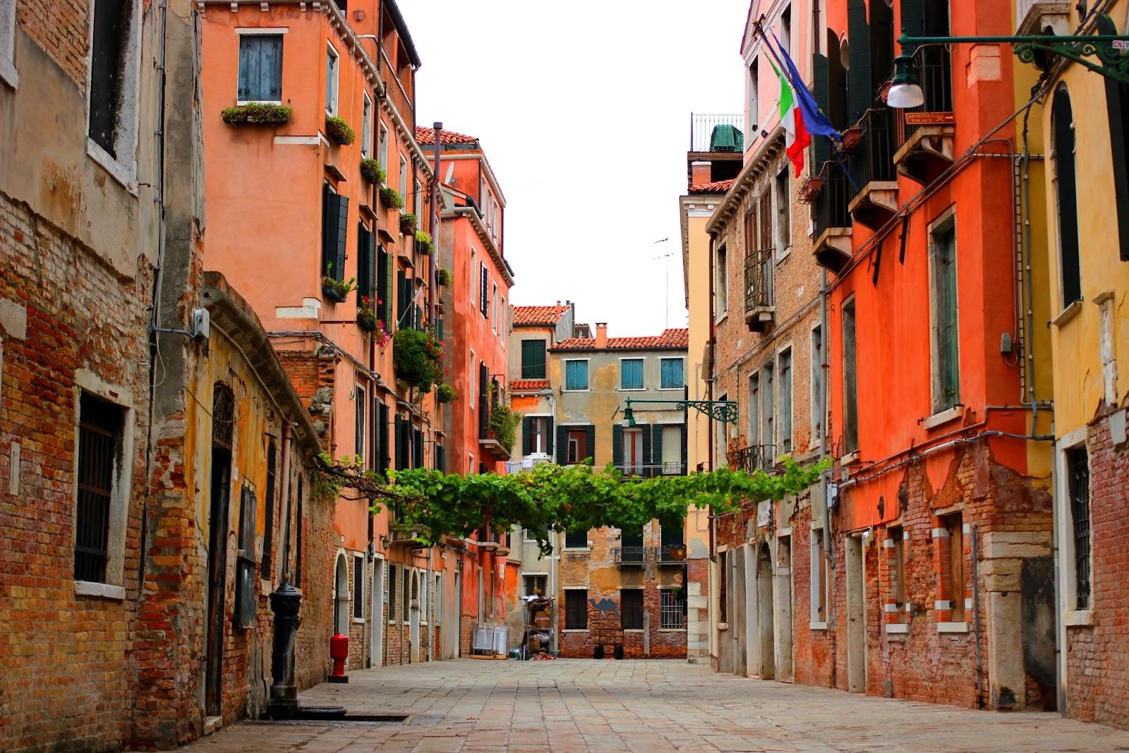 Le Chameau Bleu - ...Flaneries à Venise... Séjour en Italie