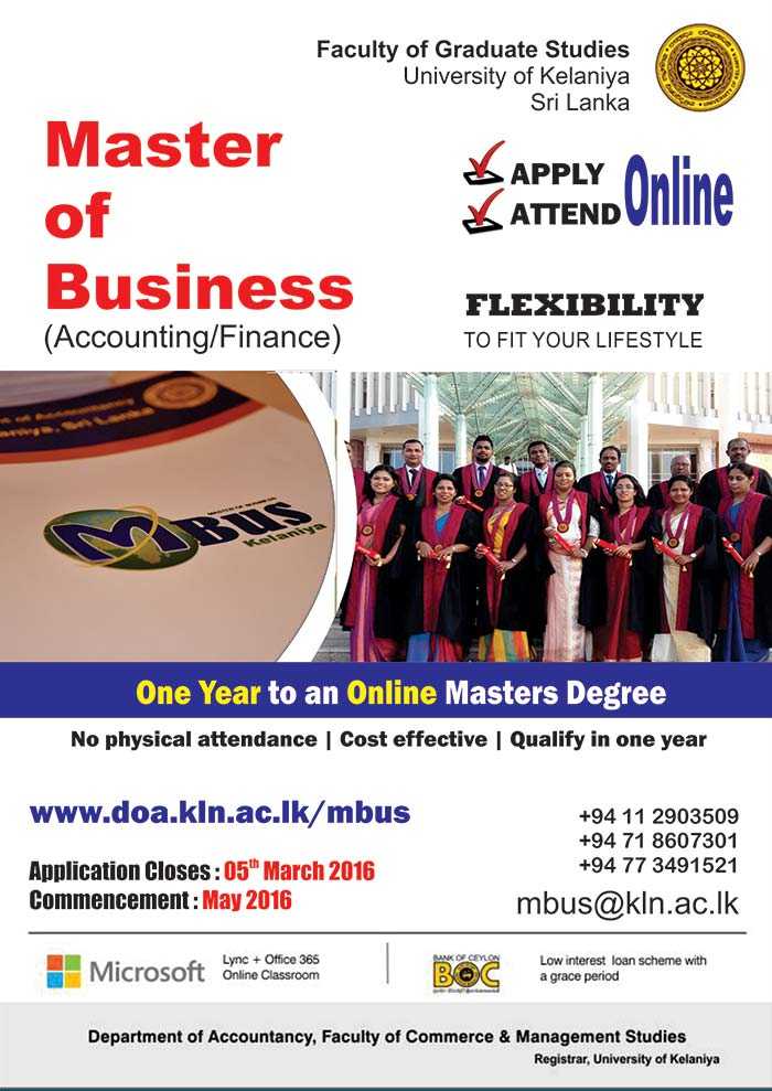 Designed for unparalleled flexibility, our MBus will fit your lifestyle, your career and your learning needs. An internationally recognized qualification, it satisfies today's requirements for contemporary lifelong learning for business and personal development.