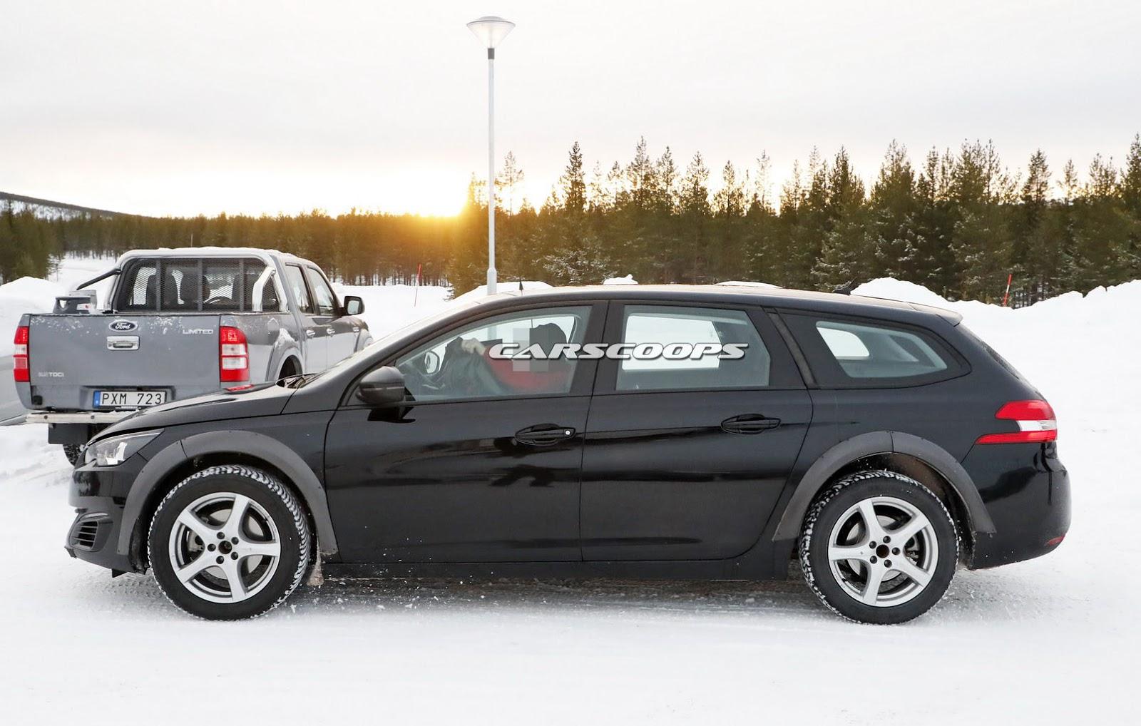 2017 Peugeot 508 Wagon - MS+ BLOG