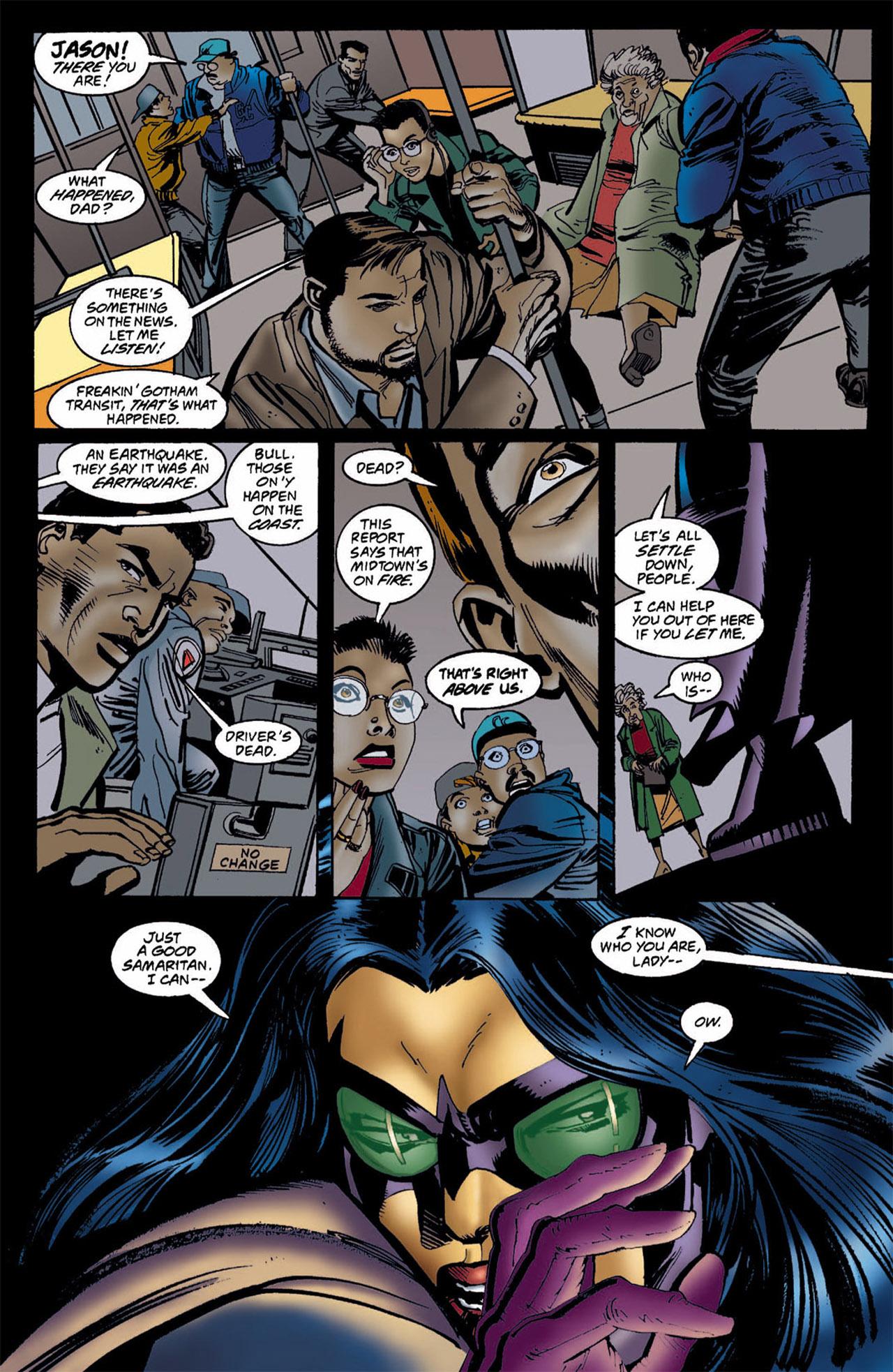 Detective Comics (1937) 720 Page 5