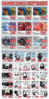 2001 audio video Weekly Flyer January 18 - 24, 2019