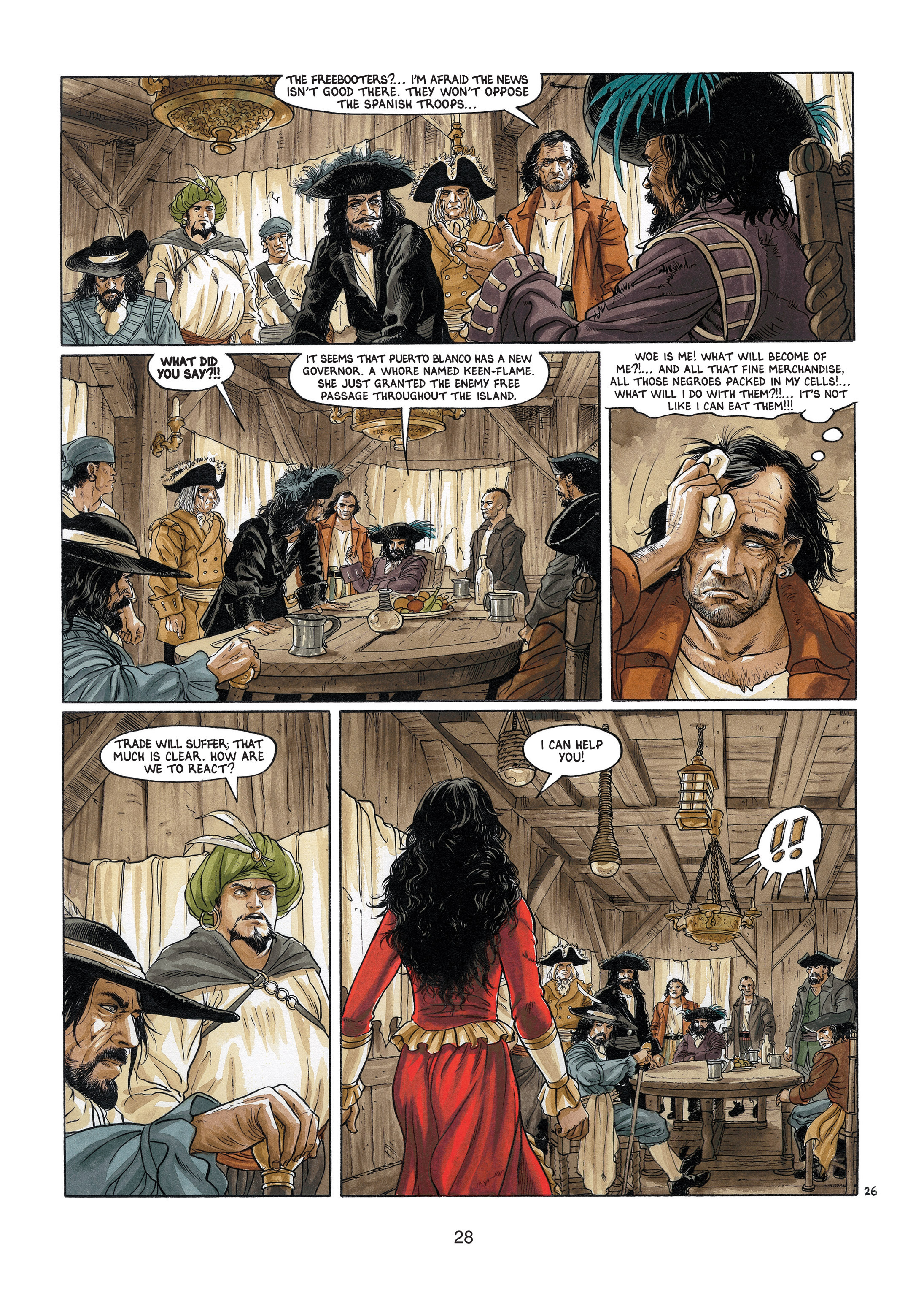 Read online Barracuda comic -  Issue #4 - 29