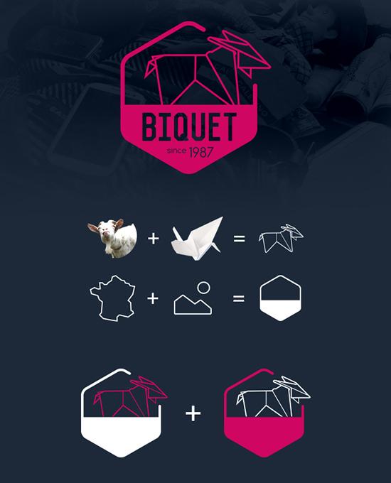 110 Amazing Origami Inspired Logo Designs