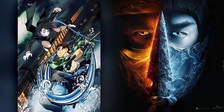 KnY VS Mortal Kombat