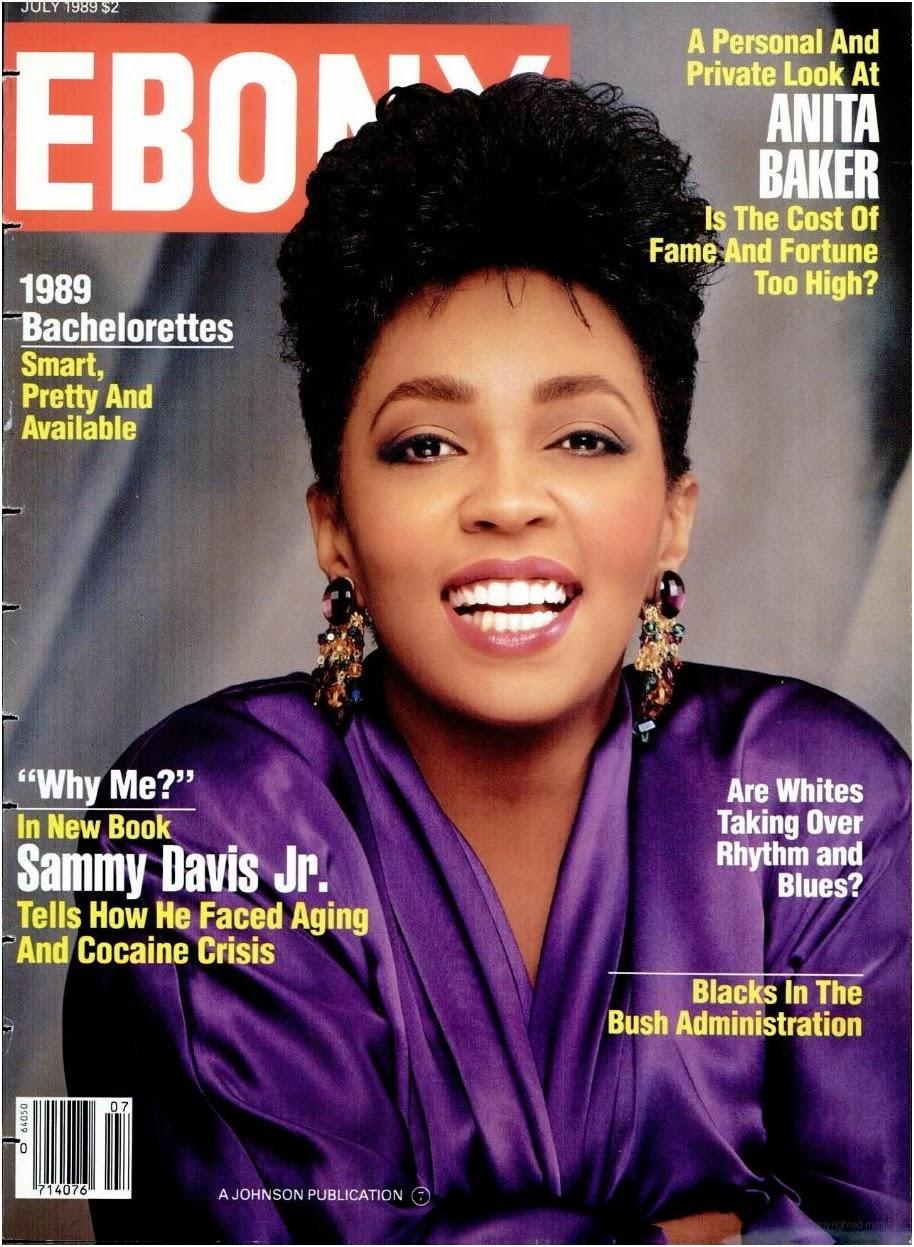 Ebony magazine media kit